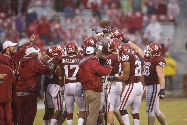Oklahoma vs. Oklahoma State - 12/6/14 College Football Pick, Odds, and Prediction