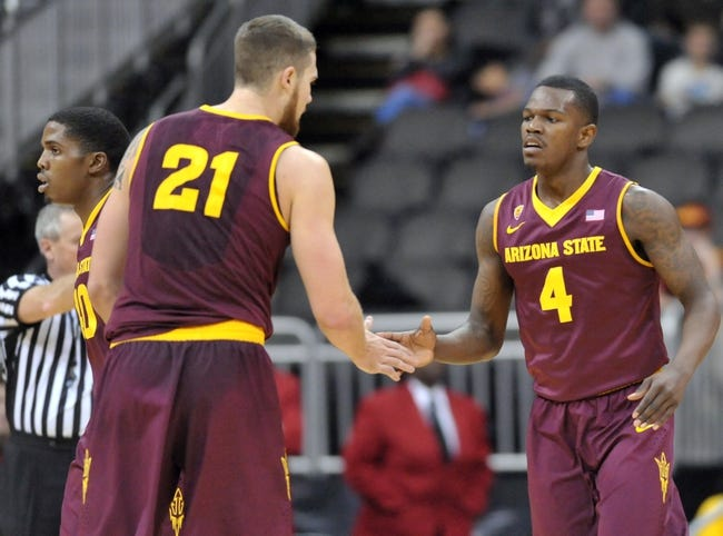Arizona State vs. Pepperdine - 12/13/14 College Basketball Pick, Odds, and Prediction