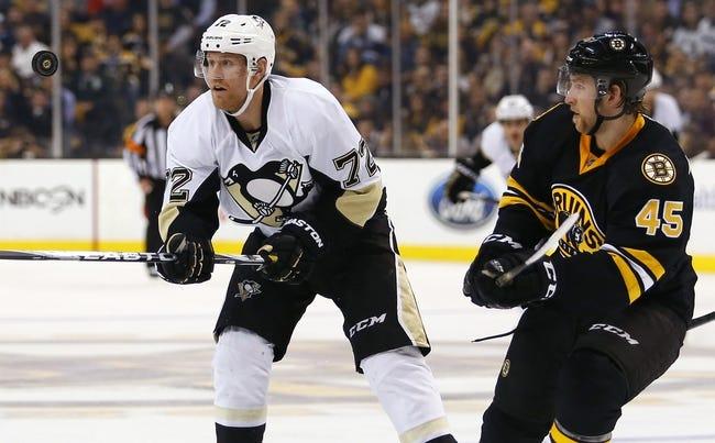 Pittsburgh Penguins vs. Boston Bruins - 1/7/15 NHL Pick, Odds, and Prediction