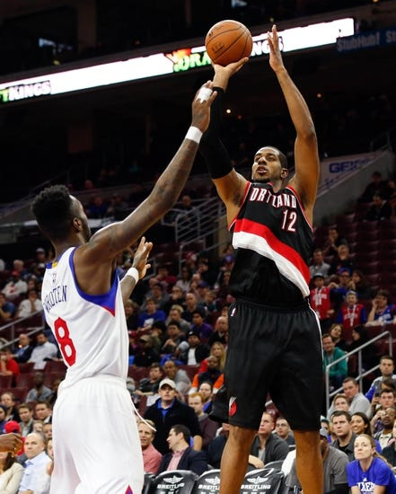 Portland Trail Blazers vs. Philadelphia 76ers - 12/26/14 NBA Pick, Odds, and Prediction