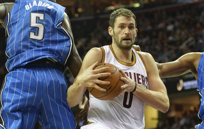 Orlando Magic vs. Cleveland Cavaliers - 12/26/14 NBA Pick, Odds, and Prediction