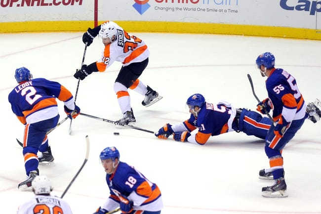Islanders vs. Flyers - 1/19/15 NHL Pick, Odds, and Prediction