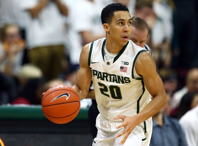 Rider vs. Michigan State - 11/27/14 College Basketball Pick, Odds, and Prediction