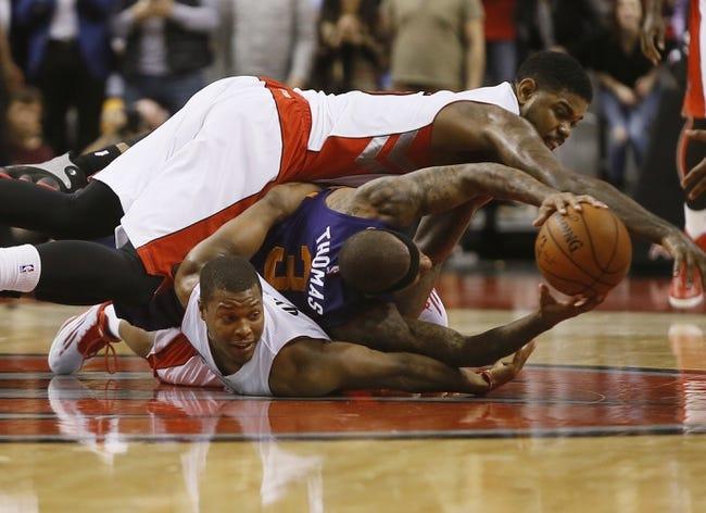 Phoenix Suns vs. Toronto Raptors - 1/4/15 NBA Pick, Odds, and Prediction