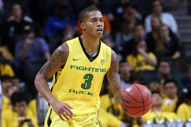 Oregon Ducks vs. Portland State Vikings - 11/30/14 College Basketball Pick, Odds, and Prediction