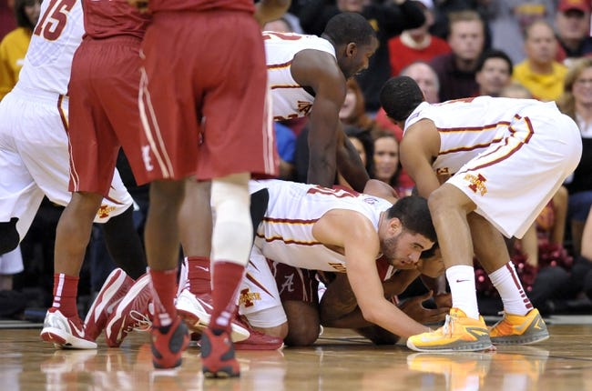 Iowa State vs. Lamar - 12/2/14 College Basketball Pick, Odds, and Prediction