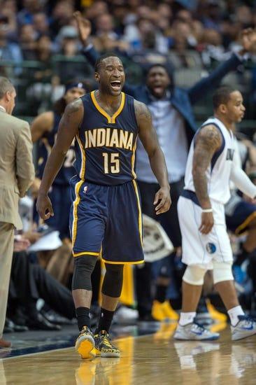 Indiana Pacers vs. Dallas Mavericks - 3/29/15 NBA Pick, Odds, and Prediction