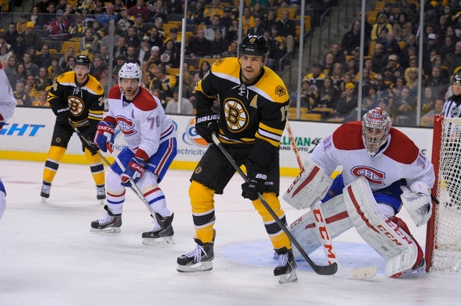 Boston Bruins vs. Montreal Canadiens - 2/8/15 NHL Pick, Odds, and Prediction
