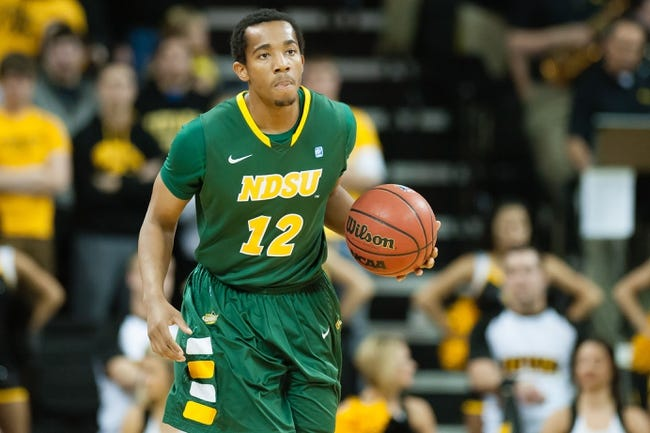 North Dakota State vs. Akron - 12/16/14 College Basketball Pick, Odds, and Prediction