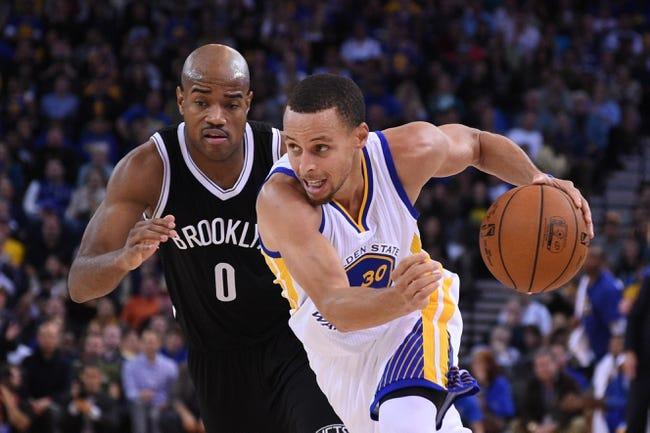 Nets vs. Warriors - 3/2/15 NBA Pick, Odds, and Prediction