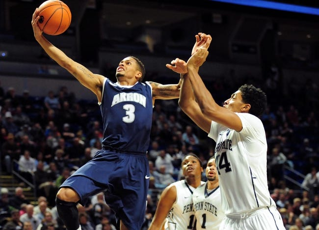 Akron Zips vs. Western Michigan Broncos - 1/6/15 College Basketball Pick, Odds, and Prediction