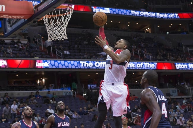Hawks vs. Wizards - 1/11/15 NBA Pick, Odds, and Prediction