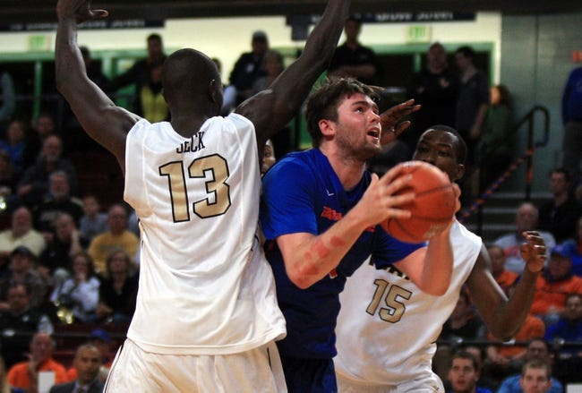 Western Illinois Leathernecks vs. Idaho Vandals - 12/11/14 College Basketball Pick, Odds, and Prediction