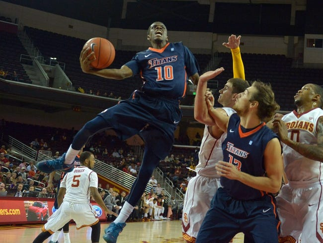 CS Fullerton vs. Pepperdine - 12/6/14 College Basketball Pick, Odds, and Prediction