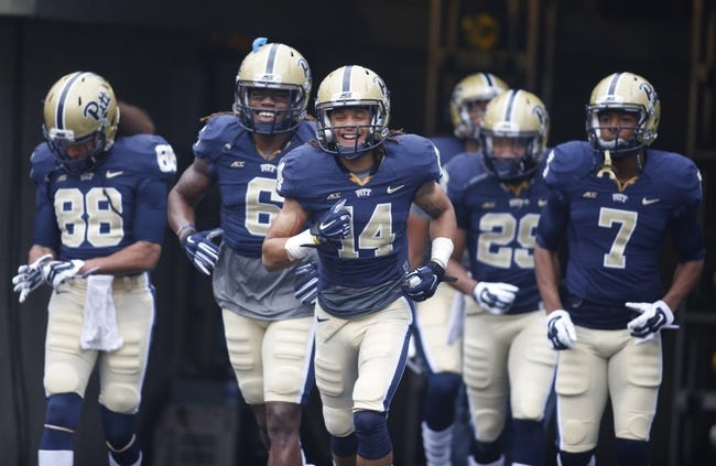 Akron Zips Vs. Pittsburgh Panthers - 9/12/15 College Football Pick, Odds, and Prediction