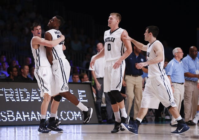 Butler vs. Kennesaw State - 12/8/14 College Basketball Pick, Odds, and Prediction