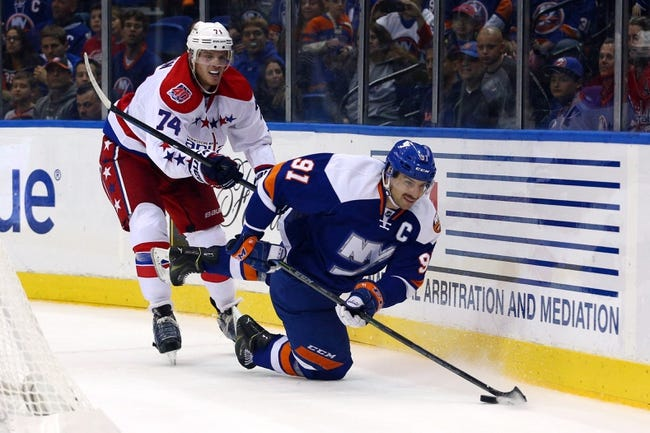 Capitals vs. Islanders - 11/28/14 NHL Pick, Odds, and Prediction