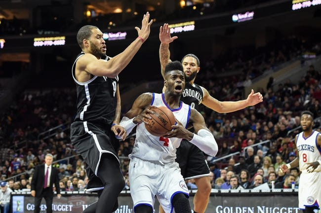 Brooklyn Nets vs. Philadelphia 76ers - 12/12/14 NBA Pick, Odds, and Prediction