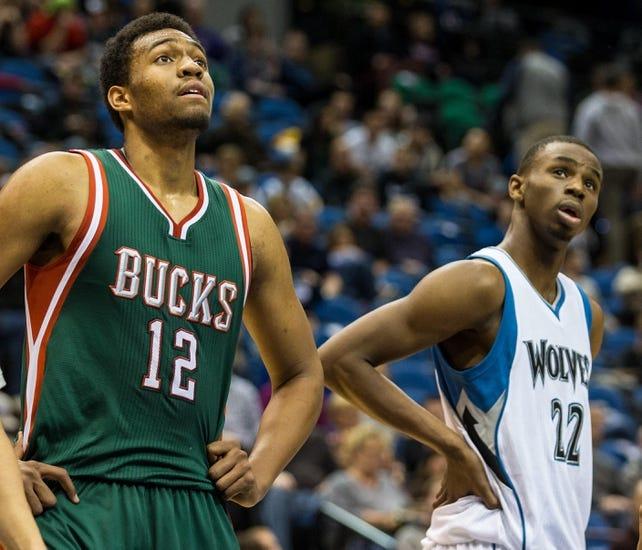 Milwaukee Bucks vs. Minnesota Timberwolves - 1/9/15 NBA Pick, Odds, and Prediction