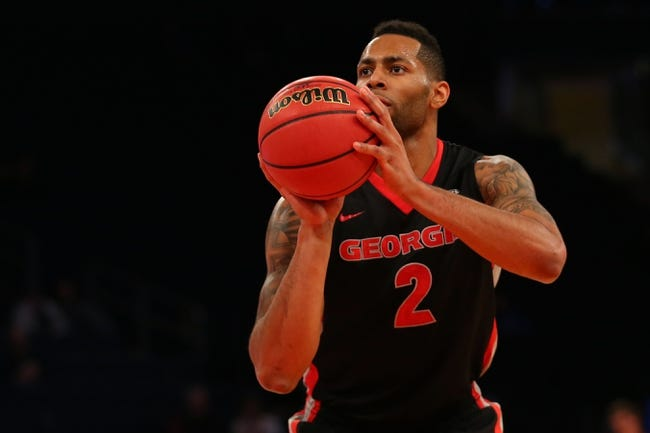 Georgia vs. Mercer - 12/27/14 College Basketball Pick, Odds, and Prediction