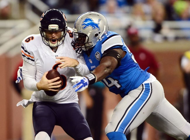 Bears vs. Lions - 12/21/14 NFL Pick, Odds, and Prediction