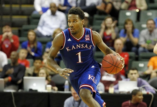 Kansas vs. Tennessee - 11/28/14 College Basketball Pick, Odds, and Prediction