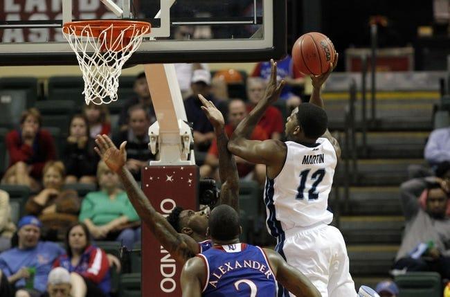 Saint Louis Billikens vs. Rhode Island Rams - 1/3/15 College Basketball Pick, Odds, and Prediction