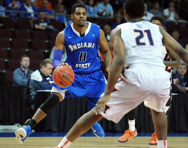 Indiana State vs. Bradley - 1/31/15 College Basketball Pick, Odds, and Prediction