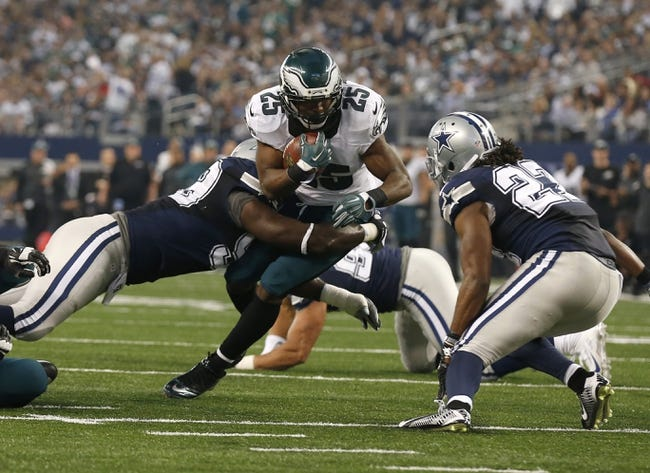 Fantasy Football 2014: Cowboys at Eagles 12/14/14 Week 15 Preview