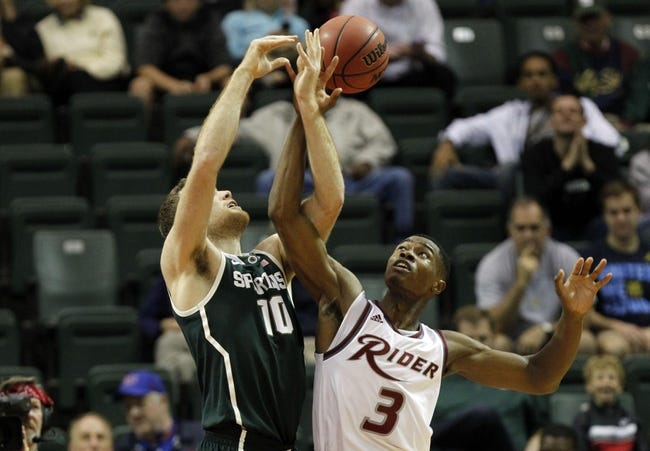 Rider vs. Santa Clara - 11/30/14 College Basketball Pick, Odds, and Prediction