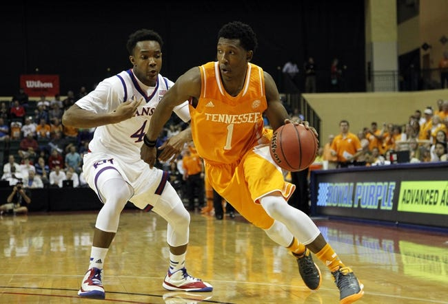 Tennessee vs. Kansas State - 12/6/14 College Basketball Pick, Odds, and Prediction