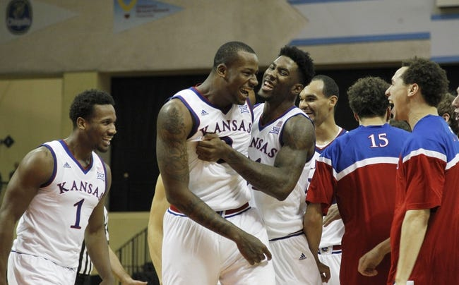 Kansas vs. Michigan State - 11/30/14 College Basketball Pick, Odds, and Prediction