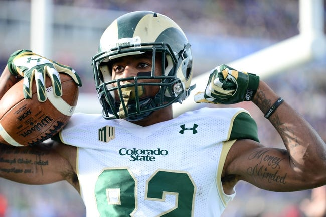 Utah State vs. Colorado State - 10/3/15 College Football Pick, Odds, and Prediction