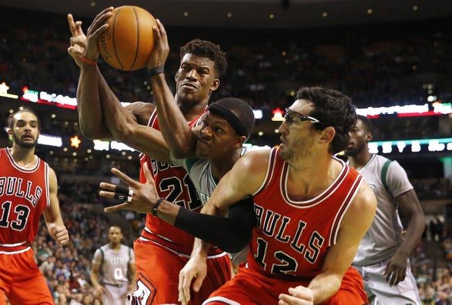 Bulls vs. Celtics - 1/3/15 NBA Pick, Odds, and Prediction
