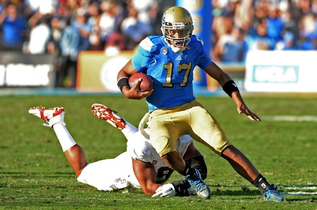 UCLA vs. Kansas State Alamo Bowl - 1/2/15 College Football Pick, Odds, and Prediction