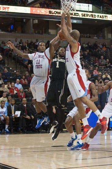 Hampton vs. Delaware State MEAC Tournament - 3/14/15 College Basketball Pick, Odds, and Prediction