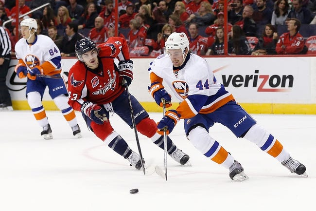 Capitals vs. Islanders - 2/21/15 NHL Pick, Odds, and Prediction
