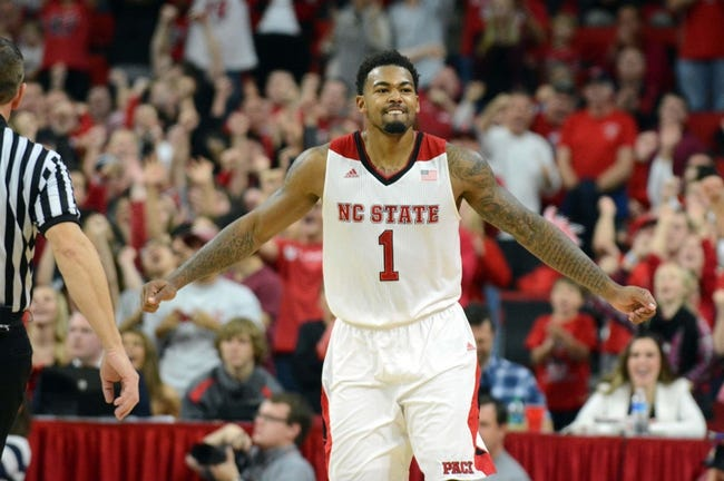 North Carolina State vs. Wofford - 12/14/14 College Basketball Pick, Odds, and Prediction