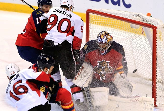 NHL | Florida Panthers (26-19-12) at Ottawa Senators (23-23-10)