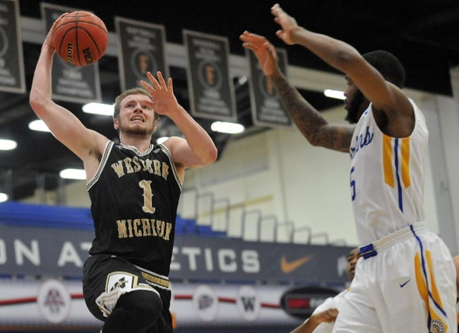 Western Michigan vs. San Diego - 11/17/15 College Basketball Pick, Odds, and Prediction