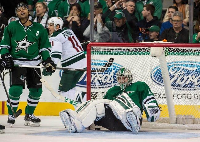 Dallas Stars vs. Minnesota Wild - 1/3/15 NHL Pick, Odds, and Prediction