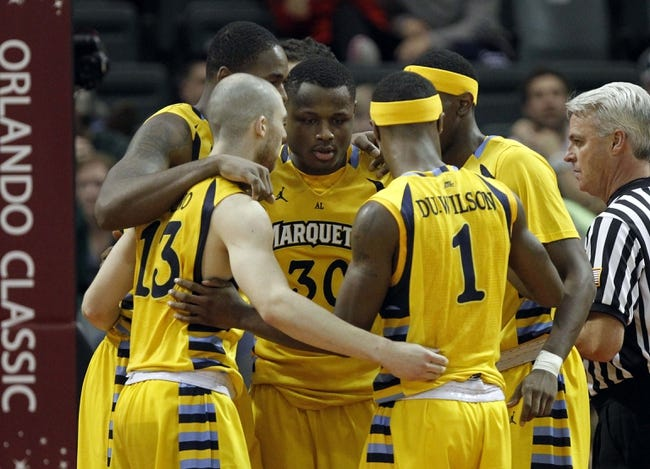 Marquette vs. Tennessee - 11/30/14 College Basketball Pick, Odds, and Prediction