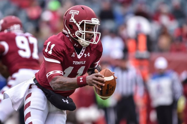 Cincinnati vs. Temple - 9/12/15 College Football Pick, Odds, and Prediction