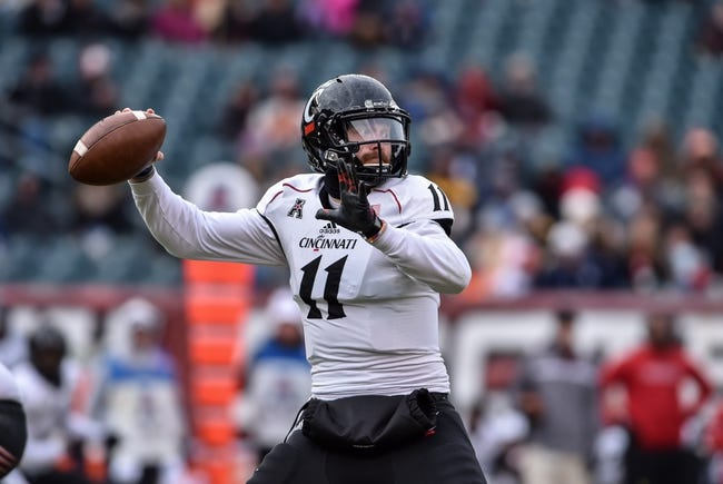 Cincinnati vs. Houston - 12/6/14 College Football Pick, Odds, and Prediction