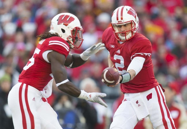 CFB | Wisconsin Badgers (10-2) at Ohio State Buckeyes (11-1)