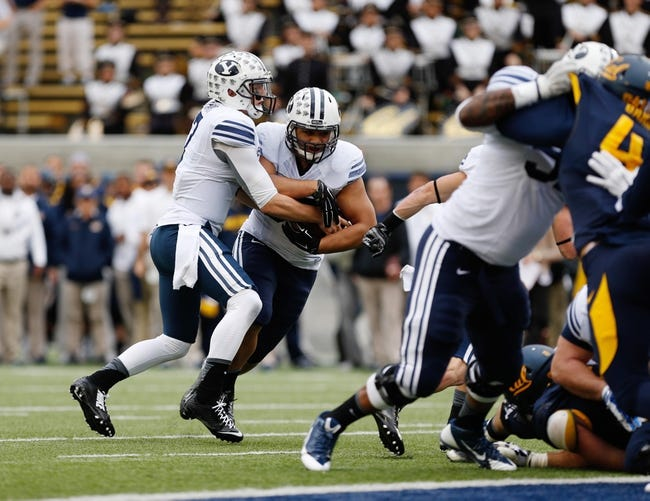 Miami Beach Bowl: BYU s vs. Memphis - 12/22/14 College Football Pick, Odds, and Prediction