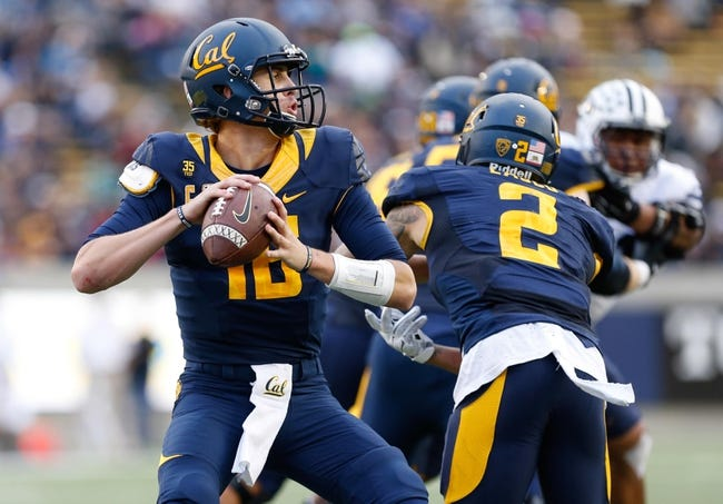 California Golden Bears vs. Grambling State Tigers - 9/5/15 College Football Pick, Odds, and Prediction