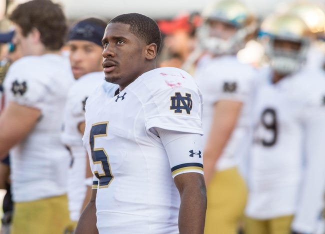 LSU vs. Notre Dame - 12/30/14 Music City Bowl Pick, Odds, and Prediction