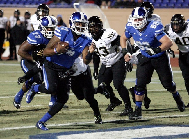 Sun Bowl: Duke vs. Arizona State - 12/27/14 College Football Pick, Odds, and Prediction
