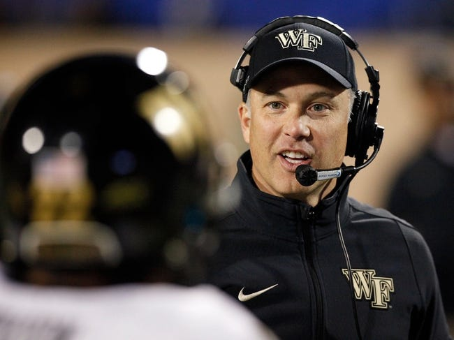 College Football Preview: The 2015 Wake Forest Demon Deacons
